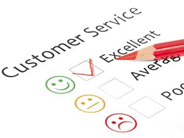 Good customer service can make all the difference.
