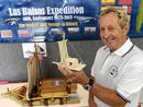 Ballina Naval and Maritime Museum also has a new display as plans progress for a community celebration for the 40th anniversary of the Las Balsas expedition.