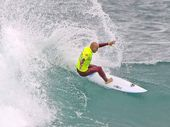 SURFER and former world No.6 Nathan Hedge has been described by his board shaper as the most mentally tough surfer on the qualifying circuit.