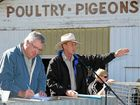 THERE was an almost total clearance of birds at the annual Warwick Poultry Club auction at the Warwick Showgrounds on Sunday.