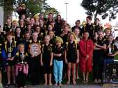 Baywave hosted the 2013 Swimming Bay of Plenty relay championships on Sunday with a number of teams pulling out all the stops in order to claim regional bragging rights.