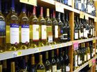 Eight Tauranga supermarkets could be forced to stop selling beer and wine for the last hour of trading in order to reduce the harm caused by alcohol.
