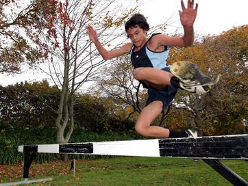 Cross Country:Wanganui secondary schools cross country championships.