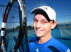 ROCKHAMPTON tennis star Josh Holloway has been overwhelmed this week after nine sponsors came forward to help him reach his Tennis World Titles dreams.
