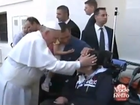 Pope Francis exorcism claim video
