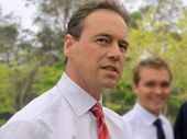 ENVIRONMENT Minister Greg Hunt will not likely consider raising the government's emissions reductions targets above 5% by 2020.