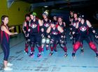 LIKE great warriors of the past the Rum City Derby Dolls took a time of personal reflection after a defeat to assess their strengths and weaknesses.