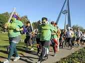 Last year's Mater Little Miracles 5km run/walk at Gladstone raised much-needed funds for sick babies and children.