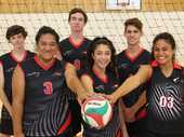 Their more fancied rivals on the other side of the bridge garner more attention due to a slew of national titles, but the Mount Maunganui College volleyball programme is beginning to make noises all of its own.