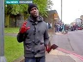 ONE of the two men involved in the Woolwich terror attack was known to a banned Islamist organisation and went by the name of Mujahid.
