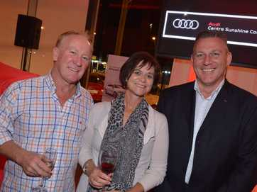 Audi Centre Sunshine Coast launched the new A3 on Thursday night