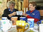NOBODY makes a cuppa quite like Warwick's Cancer Council volunteers Kay Wilson and Margaret Gillespie.