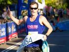 NOOSA half marathon champion Jackson Elliott has thrown down the challenge to runners in next Sunday's BMA Mackay Marina Run.