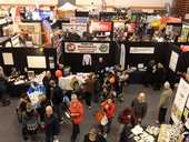 The Better Home and Living Show at the Pettigrew-Green Arena was a major drawcard at the weekend.