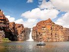 ABORIGINAL rock art up to 50,000 years old will feature in a special Art of the Kimberley expedition cruise aboard the five-star Orion this August.