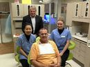 A SMILING crew assembled at the new Westfund Dental Care Practice in Sydney St.