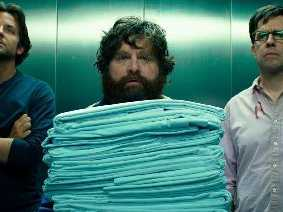 Movie Clip: The Hangover part III