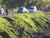 Motorists near Te Puke are being warned of possible delays this morning.