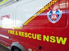 FROM a dog trapped in a drainpipe to a fire at a school, Fire and Rescue NSW Tweed Heads have had a busy couple of days.