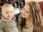Melissa Howes, 20, with 13-month-old daughter Billie, met a few people in her area on Facebook who were also young mums.
