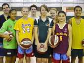 IPSWICH Basketball's Queensland Future Development athletes have been training hard the past couple of weeks in preparation for their upcoming state camp.