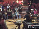 Drumming workshop at Byron