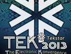 TEK* Konvergence will be a 12-hour spectacle of light, sound, digital art & technology.