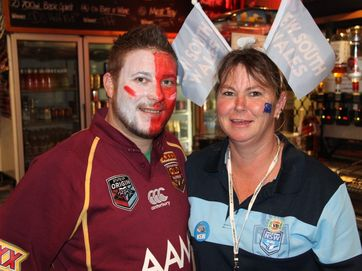 The Dalby community gets behind the Queensland Maroons. If you have a great photo from Origin night you can share it below.