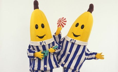 Iconic children's TV series Bananas in Pyjamas may be axed.