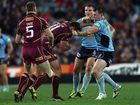 NEW South Wales has scored a convincing 14-6 win over Queensland in the first State of Origin clash in front of a sea of Blues supporters.