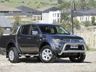 THE Mitsubishi Triton is a powerful workhouse that continues to grow in popularity.