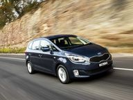 Kia has the answer for multitasking parents with its seven-seat Rondo.