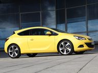 The new Astra GTC Sport aith an automatic transmission will start from $36,990.