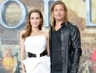 Brad Pitt and Angelina Jolie at Berlin premiere of World War Z.
