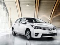 THE new Toyota Corolla sedan will boast premium styling and more room for rear seat passengers when it is launched in Australia early next year.
