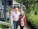 YANNICK Hall reckons the neighbours must have thought she and her husband Howard were mad when they started refurbishing some old units at Yamba.