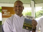 ACCLAIMED chef Matt Golinski won everyone's hearts as well as their palates on Sunday at the Mary Valley Country Flavours event in Imbil.