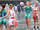 MOTHER nature's best efforts could not put a dampener on the Ipswich Netball Association's successful hosting of the state age titles.