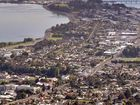 House price values in Tauranga were last month down 0.2 per cent on the same time last year, according to the latest QV price index report.