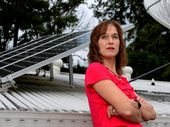 GREENS candidate for Richmond Dawn Walker has unveiled a solar energy policy with the potential to slash $250 every year from local families' power bills.