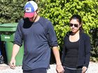 MILA Kunis and Ashton Kutcher reportedly want to marry in the UK once Ashton's divorce from ex-wife Demi Moore is finalised.