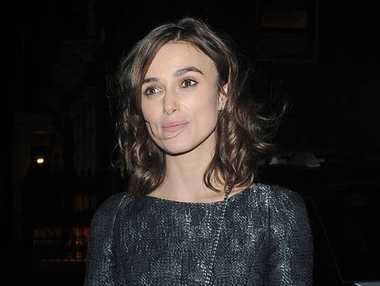 Keira Knightley working for women in Afghanistan.