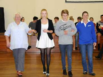 Forty-four young men and women have been stepping it out in preparation for the 2013 St Patrick's Presentation Ball at the Civic Centre on Friday night, June 21.