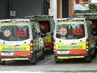 "PARAMEDICS say they are being ""ramped"" at Ipswich Hospital but health officials say the delays are simply instances of peak demand in the Emergency Department."