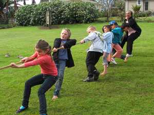 Okaihau School fun day