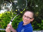 Love of tennis leads nine-year-old to State championships