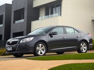 "BREAKING the ""vanilla"" mould is one of the key targets for the new mid-size Holden Malibu."