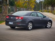 Holden hopes to break some new ground with the new mid-size Malibu. It's a vastly improved offering than the Epica it effectively replaces.