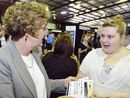 THE MINING industry had a strong presence at the Ipswich jobs expo on Friday, as the region's industry prepares for a revival.