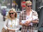 "CHRIS Hemsworth welcomed daughter India Rose with his wife Elsa Pataky in May 2012 and says having a child has changed him ""for the better""."